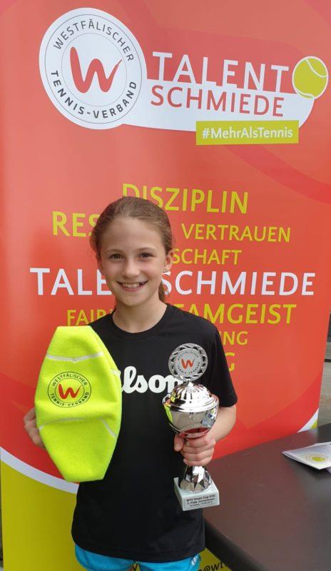 3. Platz bei den Westfälischen Meisterschaften  U10 in Arnsberg.  Herzlichen Glü...