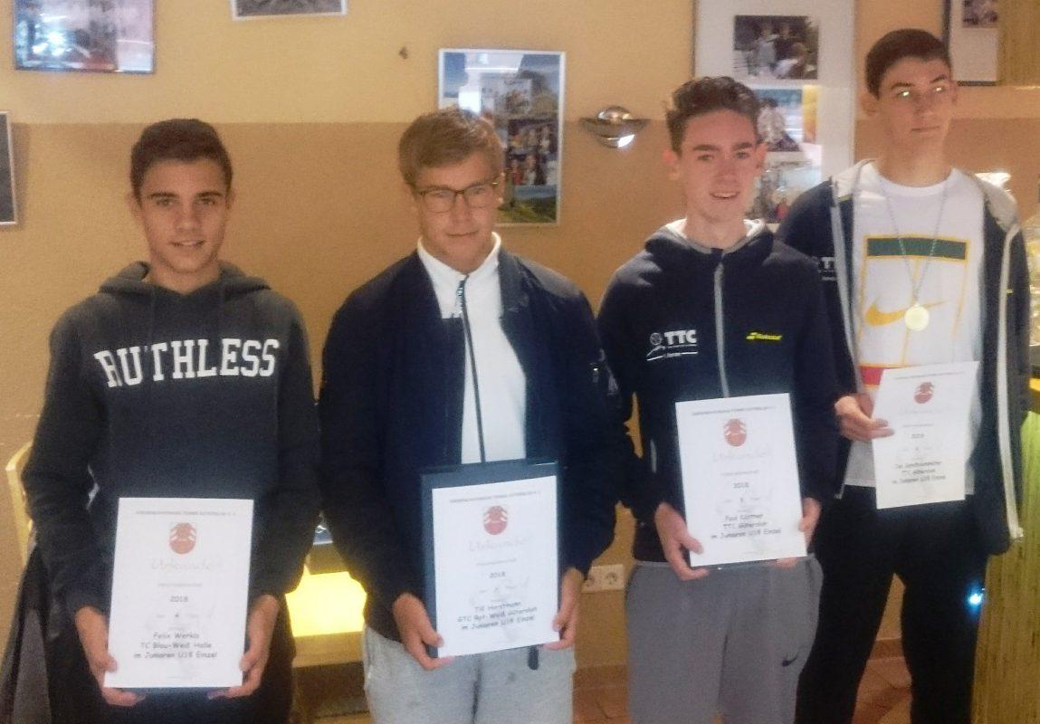 Glückwunsch unseren GTC-Kreismeistern!...