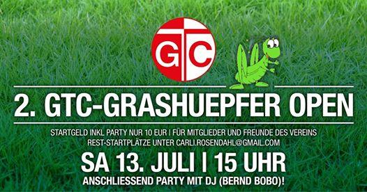 Grashüpfer Jux-Turnier