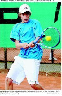 Heitmann verteidigt U16-Titel