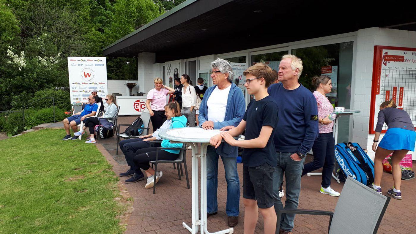 U18 Westfalenmeisterschaften Achtelfinale