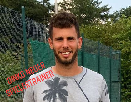 Wir freuen uns, dass wir Dinko Panzic als zweiten hauptamtlichen Trainer neben M...