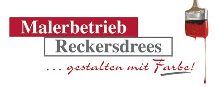 Malerbetrieb-Reckersdrees
